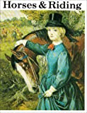img - for Horses and Riding Coloring Book book / textbook / text book