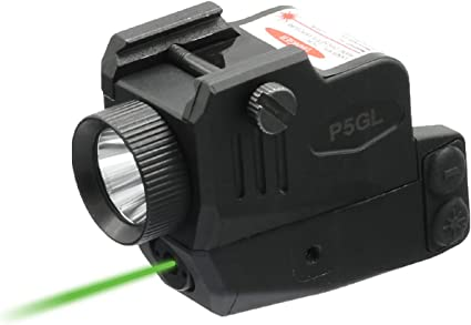 STROBE 400 Lumen Flashlight for For TAURUS PT111 G2 Pistol COMPACT Handgun