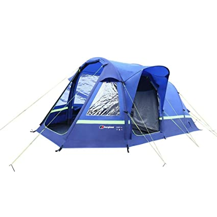 The Berghaus Air 4 is a compact and sturdy inflatable tent that sleeps four people. Although the tent is considerably cheaper than similar Vango and Outwell ...  sc 1 st  InflatableTent.org.uk & Berghaus Air 4 - compare low tent prices u0026 offers ...