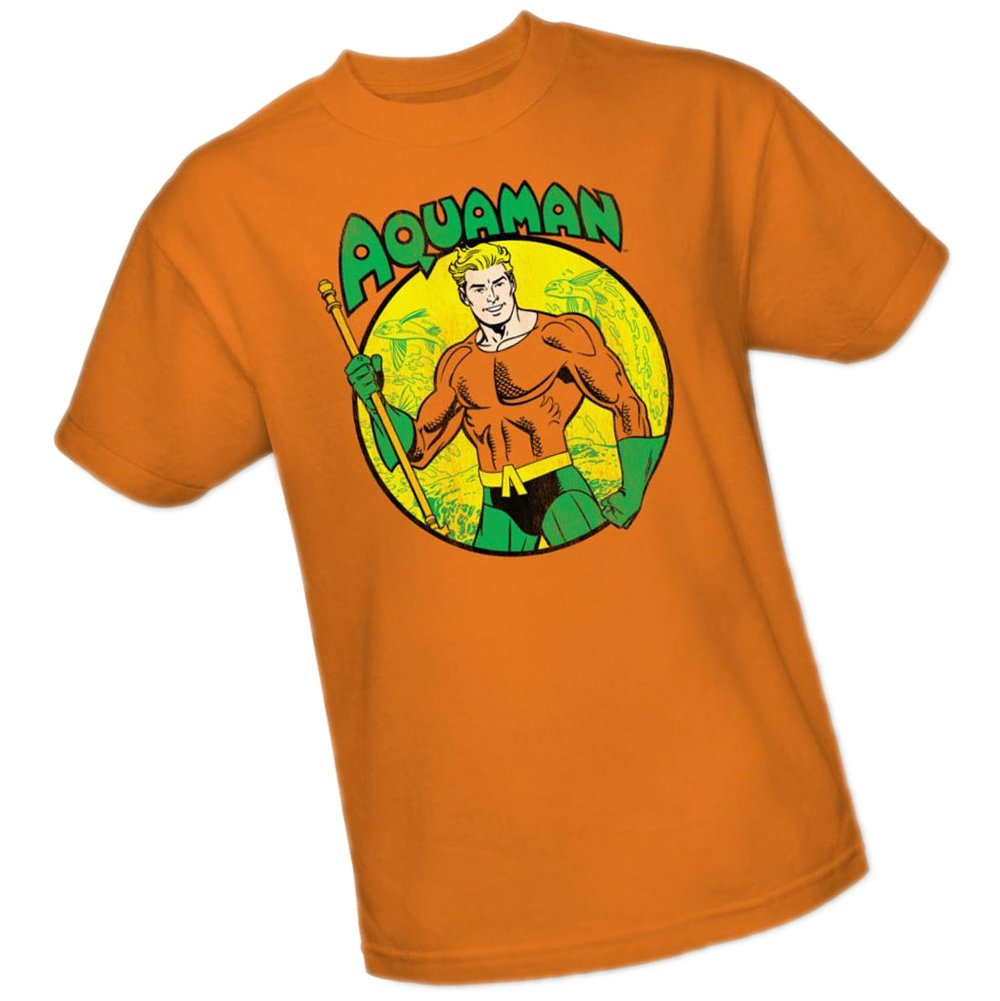 Aquaman Adult T Shirt 7471