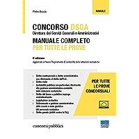 Concorso DSGA. Manuale completo per tutte le prove