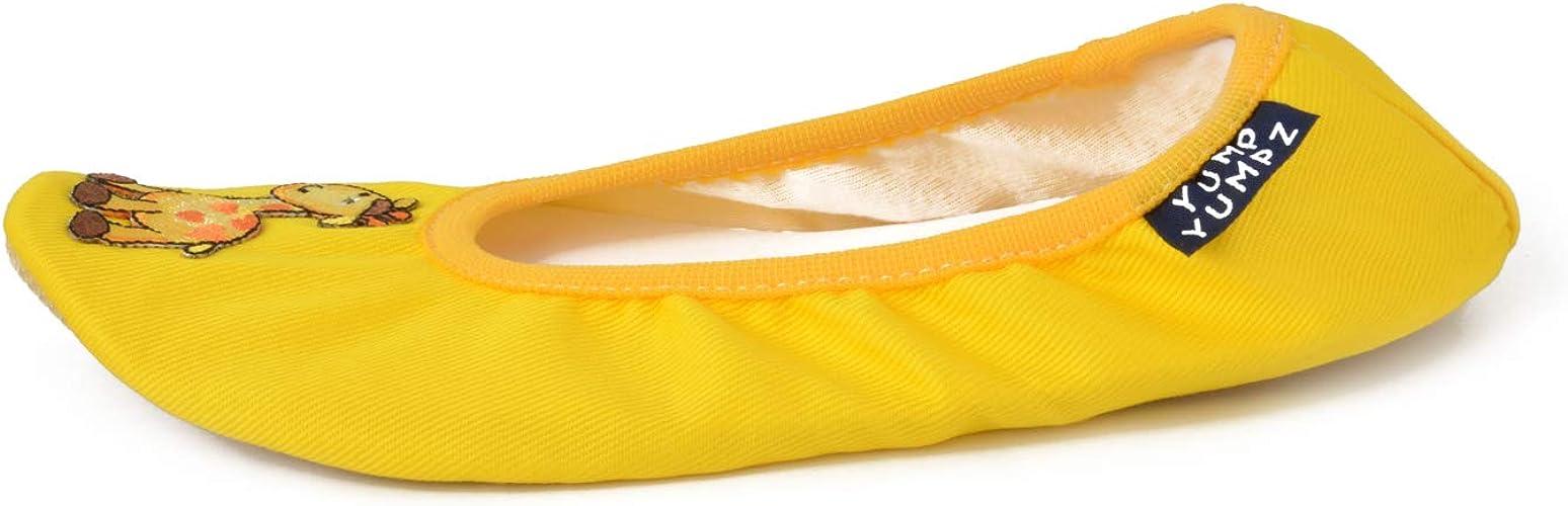 YUMP YUMPZ Chaussons de sport pour fille et gar/çon tailles 22//à/35 chaussons de gymnastique chaussons de danse