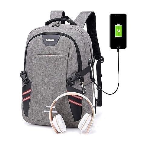 bdefa7f54503 Amazon.com: Business Travel Laptop Backpack Anti Theft Slim Durable ...