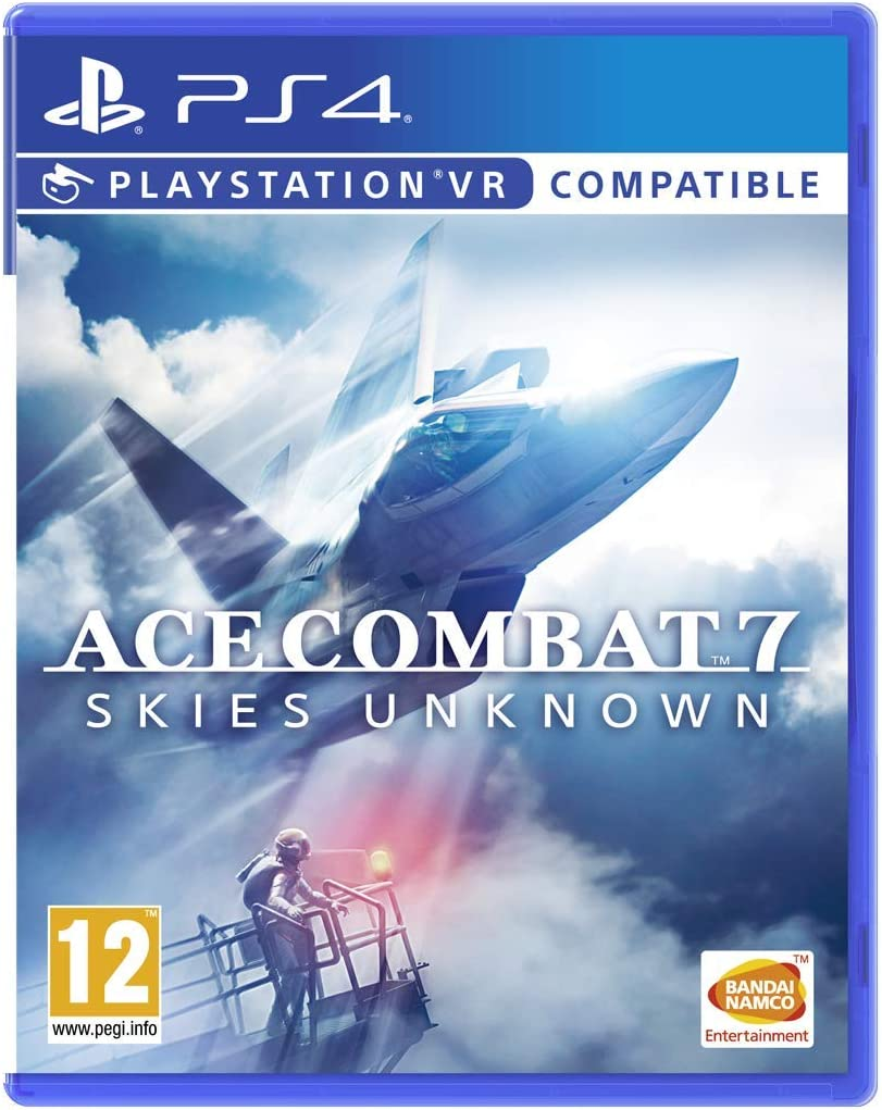 Ace combat 7 [PS4] : skies unknown |