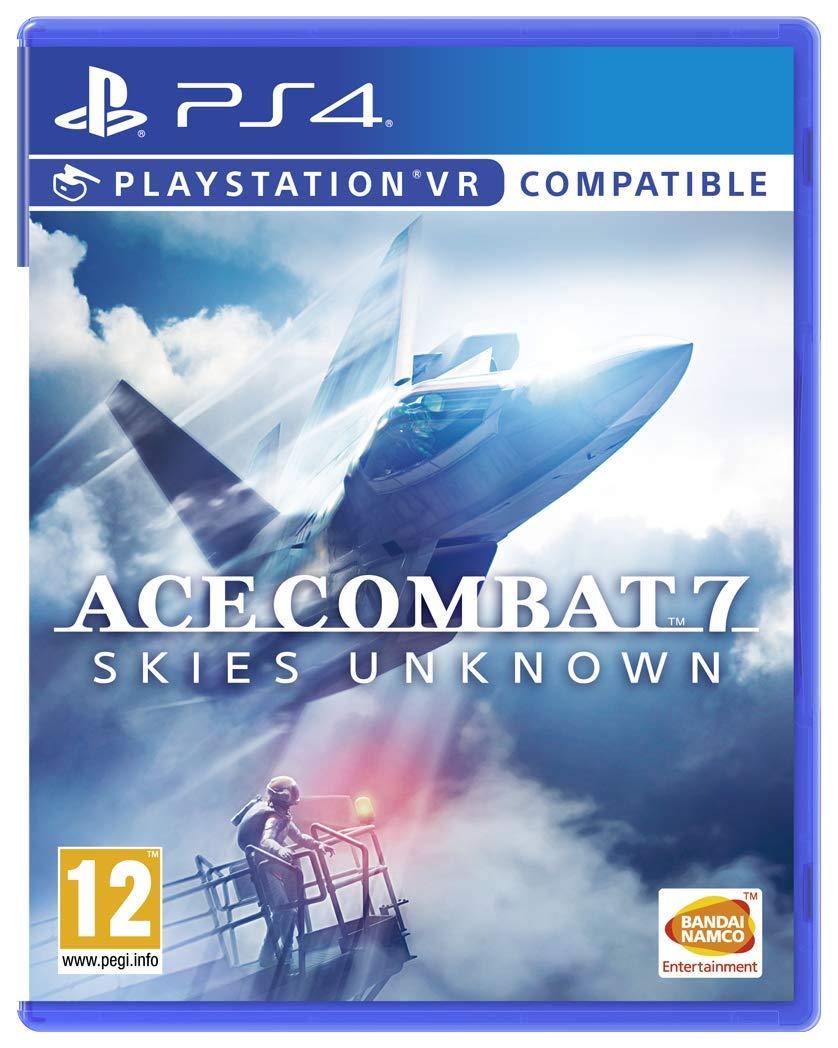 Ace Combat 7 : Skies Unknown - PS4   Project Aces. Programmeur