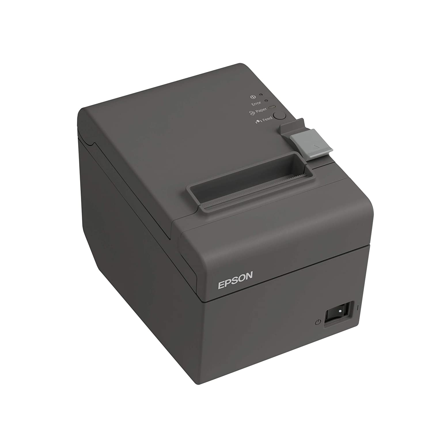 Amazon In Buy Epson Tm T82ii Usb Parallel Pos Printer Online At Low Prices In India Epson Reviews Ratings