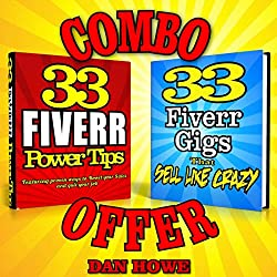 Fiverr 2-for-1 Power Pack Combo Offer