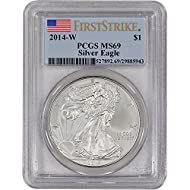 2014-P PCGS PR70DCAM Kennedy SILVER Half Dollar Commemorative FIRST STRIKE