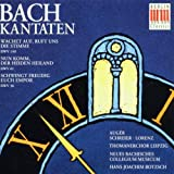 Bach - Cantatas 36, 61 and 140