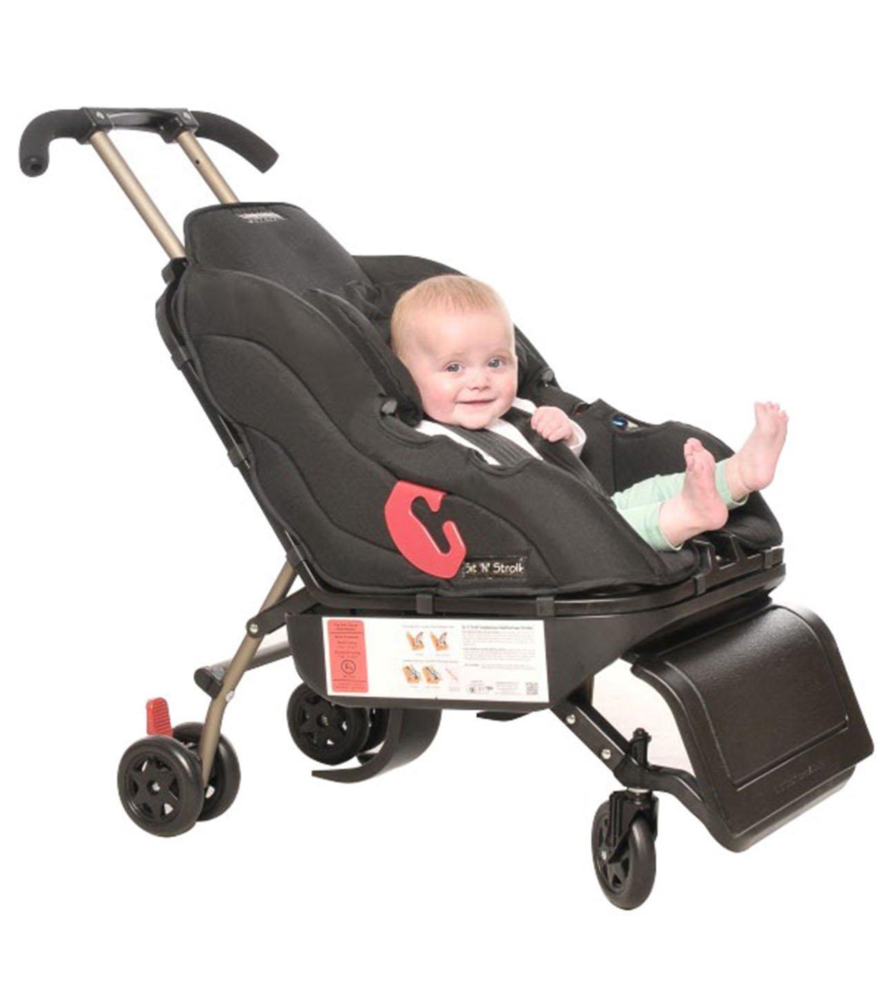 Sit 'N' Stroll 5 in 1 Baby Car Seat & Stroller