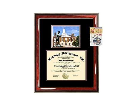 Amazon.com - Eastern Kentucky University Diploma Frame EKU ...