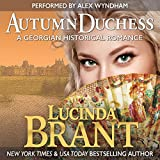 img - for Autumn Duchess: A Georgian Historical Romance: Roxton Family Saga book / textbook / text book
