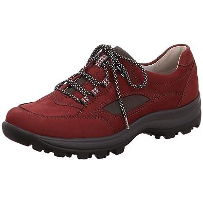 Waldläufer Holly Größe 36 Rot (Dunkelrot/Bordo) YX2yZnjas