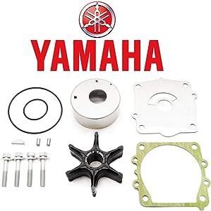 OEM Yamaha F115 (02~) Outboard Water Pump Repair Kit 68V-W0078-00-00