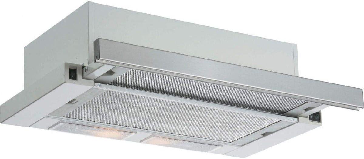 Campana de cajón y desmontable, color plateado H 50060 015: Amazon.es: Grandes electrodomésticos
