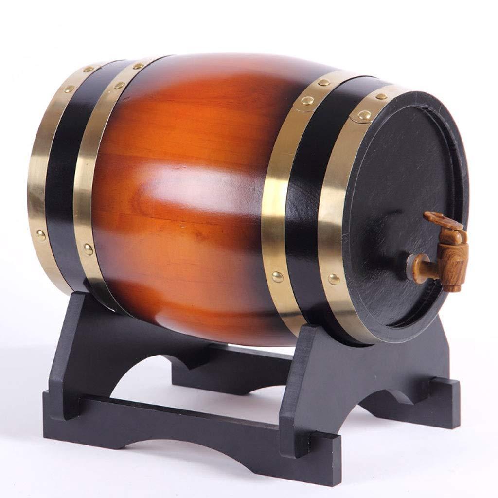 Barril de Vino Barril de Roble Cubo de Almacenamiento Barril ...
