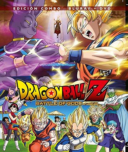 Dragon Ball: Z La Batalla De Los Dioses - Cb Blu-ray: Amazon.es: Animación, Masahiro Hosoda, Animación, Akira Toriyama: Cine y Series TV