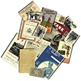 America World War 2 - Memorabilia Pack of replica Documents