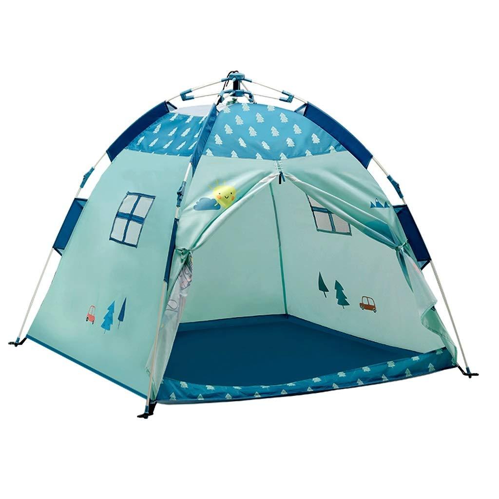 キッズテント 子供のテント/おもちゃの家 屋内と屋外の子供の折り畳み式テント 子供の遊びの家 ファッションゲームの子供のおもちゃのテント 大きな家のプレイハウス (Size : 120X120X108CM) B07KYNZNQ8  120X120X108CM