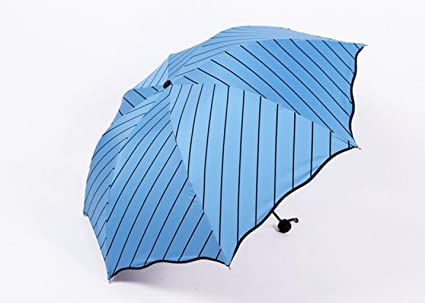 Sucastle Pequeño fresco, estudiantes, paraguas, alta calidad, vinilo, anti-ultravioleta