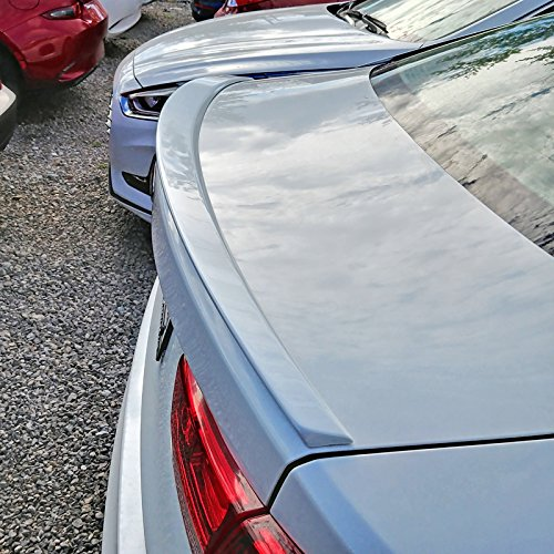 (Dawn Enterprises OPTIMA16-FM Factory Style Flush Mount Spoiler Compatible with Kia Optima - Matte Black (MB))