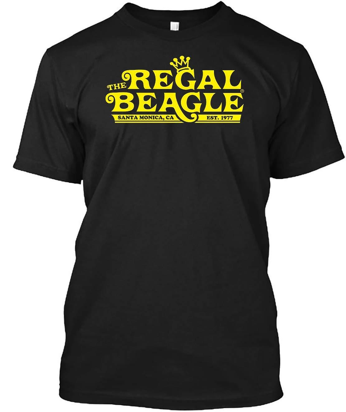 The Regal Beagle Three S Company Customized Handmade For Unisex Shirts