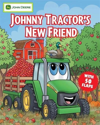 Johnny Tractor's New Friend (John (John Deere Tractor Service Book)