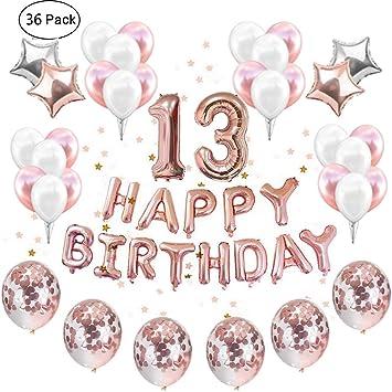 13 x joyeux anniversaire bougie set uk vendeur