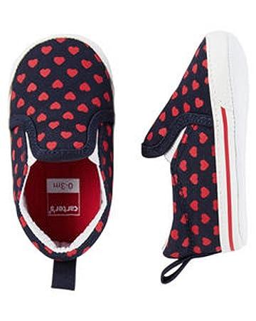 Carter's Baby Girls Sneaker Crib Shoe