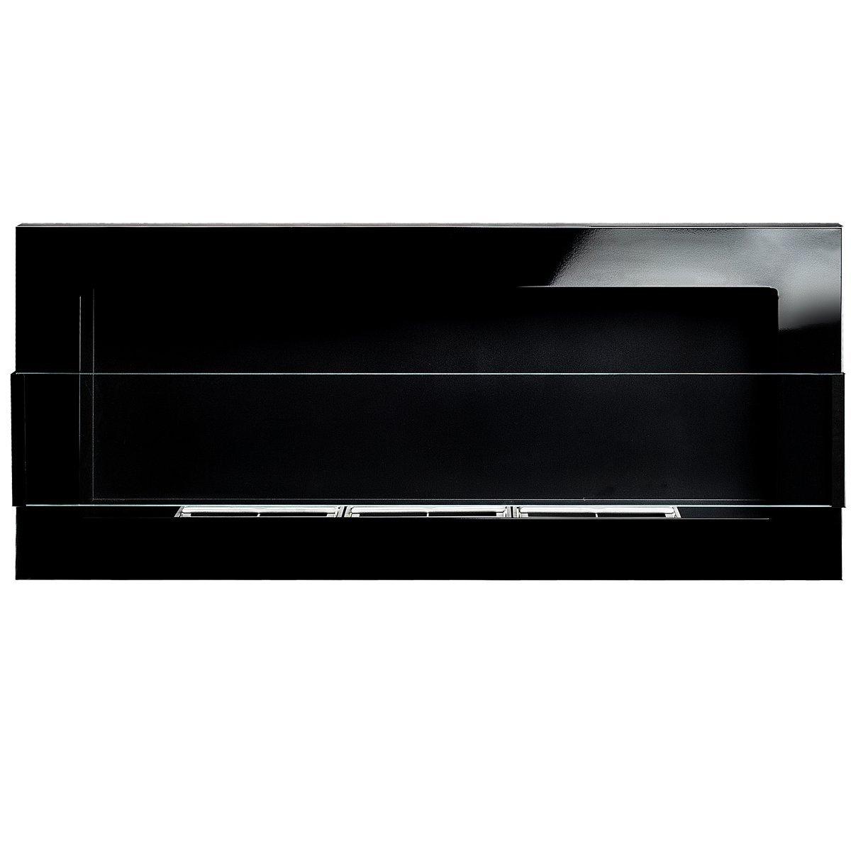 Flame – Wandkamin   Ethanolkamin (65 x 40 40 40 cm, Inox) 662216