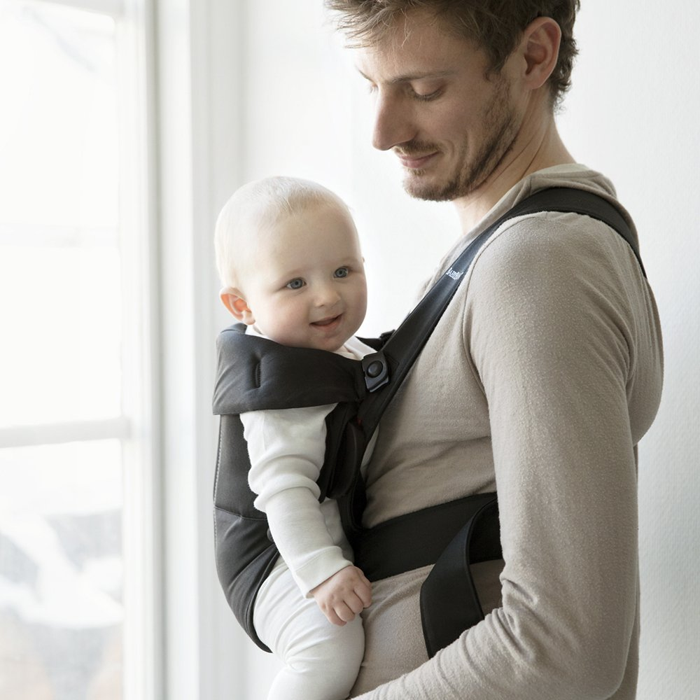 c7aa3d5a2a4 Amazon.com   BABYBJORN Baby Carrier Mini in Cotton
