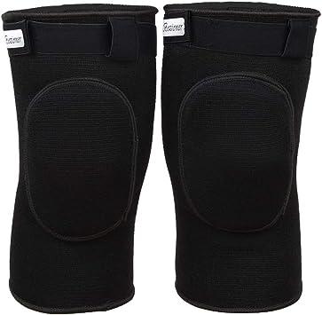 Amazon.com: Rodilleras de esponja suave y gruesa para danza ...