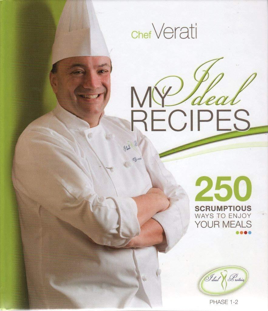 Download My Ideal Recipes By Chef Verati pdf epub