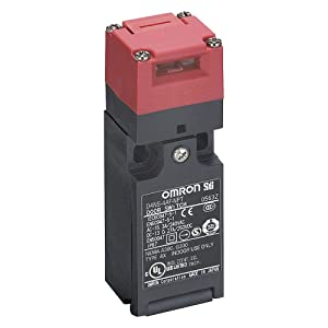 Safety Interlock Switch, 1NO/1NC, 10A@240V