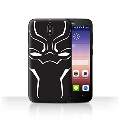 Amazon.com: STUFF4 Phone Case/Cover for Huawei Y625 / Face ...