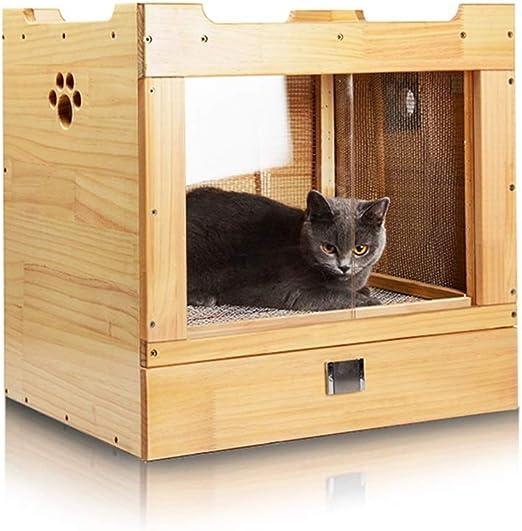 ZALIANG Máquina sopladora de Mascotas Caja de Secado Secador de Gatos Teddy Puppy Cat Dog Baño Secador de Cabello Secador de Cabello soplado: Amazon.es: Productos para mascotas