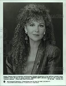 Historic Images - 1990 Press Photo Shelley Fabares as Christine Armstrong in Coach on ABC TV