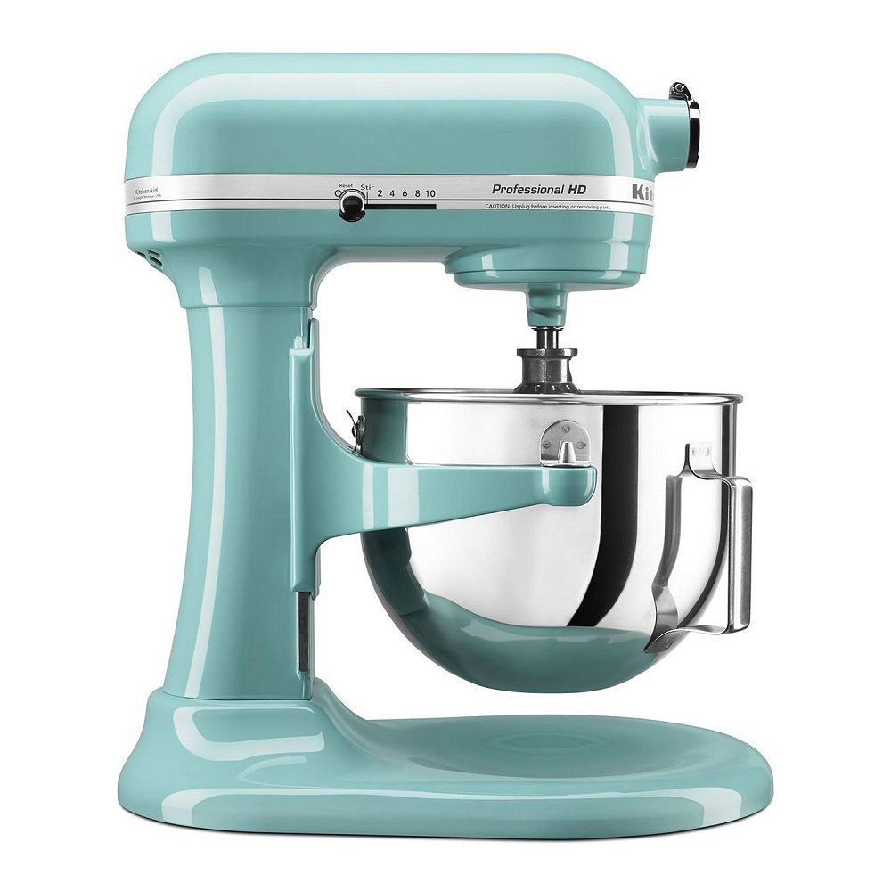 Amazon.com: KitchenAid Professional 5 Plus Series Stand Mixers   Aqua Sky:  Kitchen U0026 Dining