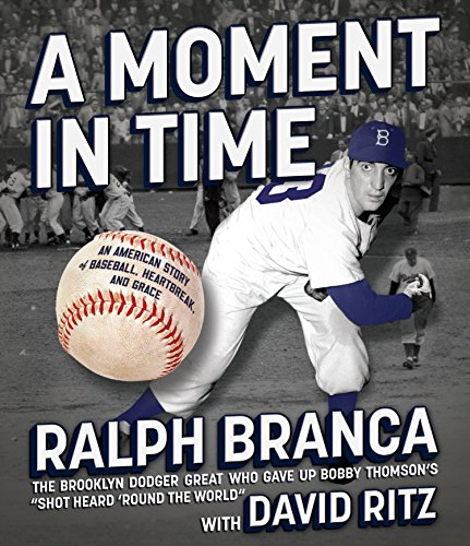 A Moment in Time: An American Story of Baseball, Heartbreak, and Grace by Brand: HighBridge Company