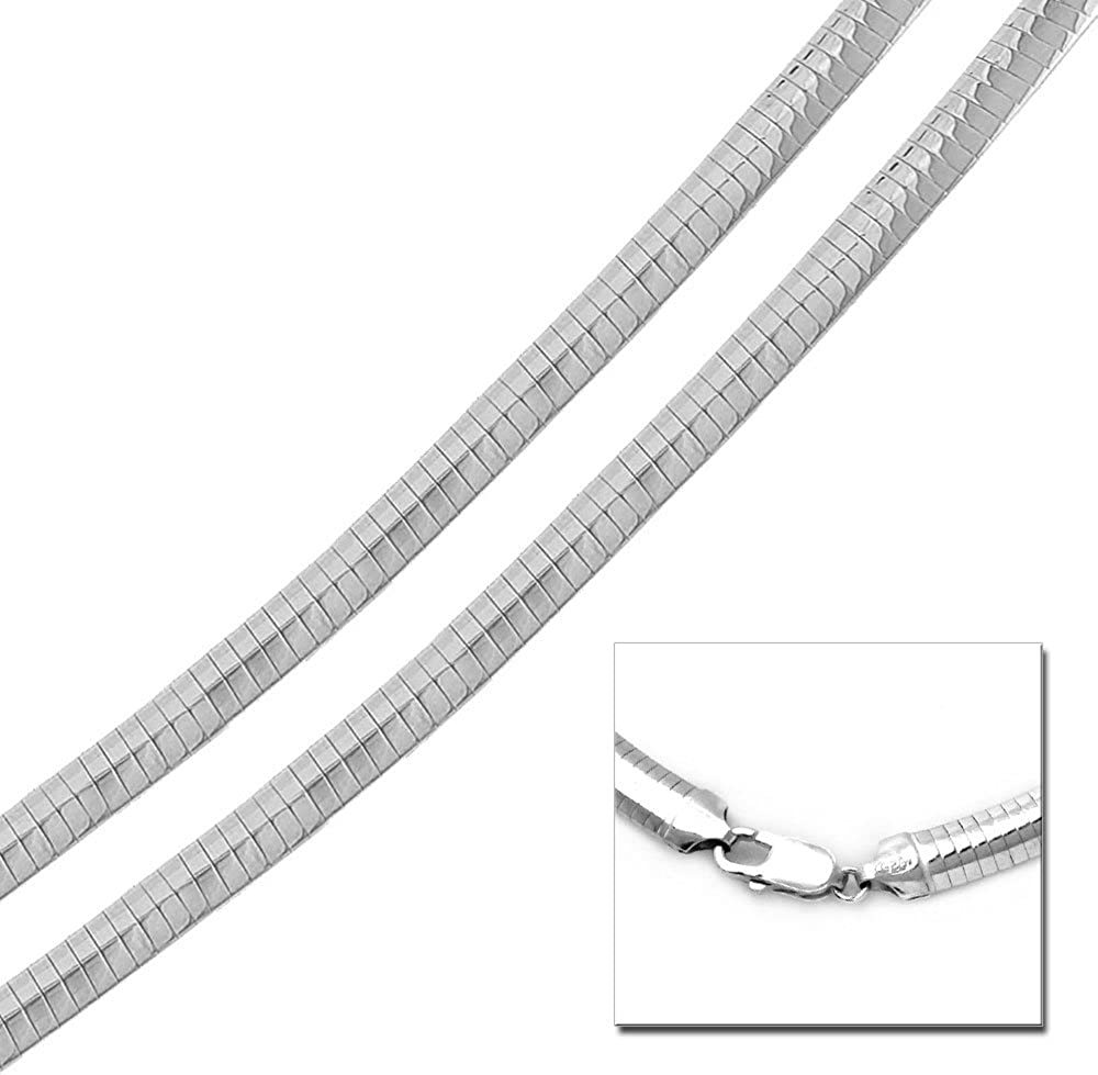 CloseoutWarehouse High Polished Sterling Silver Rope 040 Chain 1.8mm