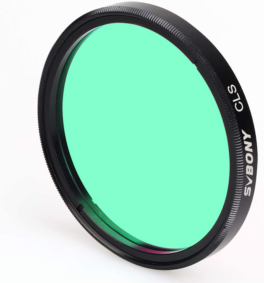 SVBONY Telescope Filter 2 inches CLS Filter City Light Pollution Reduction Filter Broadband Filter Suitable for Deep Sky Visual Astronomical Photography