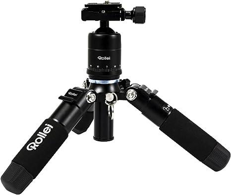 Rollei Compact Traveler Mini M1 I Schwarz I Leichtes Kamera