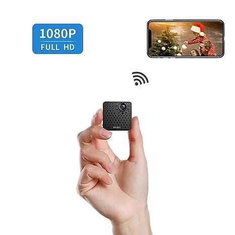 5a02948d0a0 FREDI Hidden Camera 1080P HD Mini Spy Camera Small Wireless Camera Tiny  Covert Cam Security Wifi