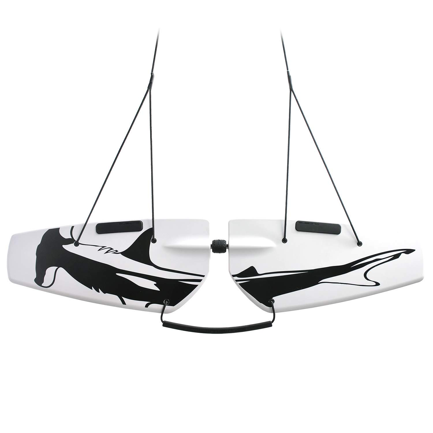 Subwing - Fly Under Water - Towable Watersports Board for Boats - 1, 2, 3, 4 Person Tow - Alternative Pull Behind to Water Skiing, Flying Tubes & Tube Floats - Best Boat Accessories by Subwing