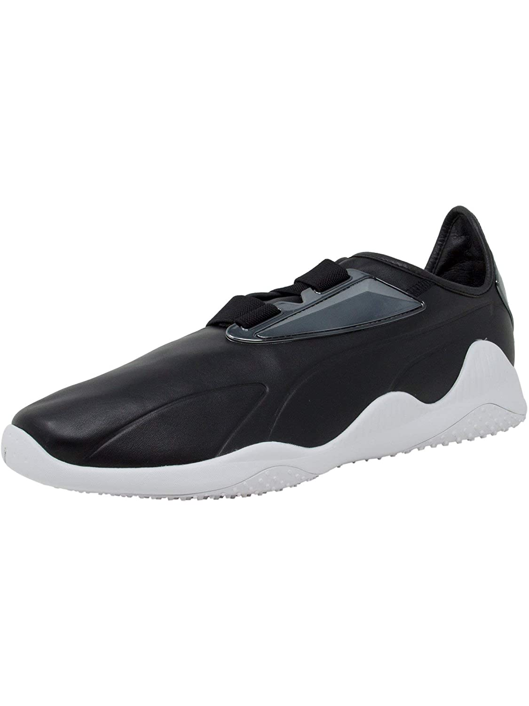 Puma Men's Mostro Milano BlackWhite Ankle High Leather