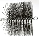 Rutland 16409 Round Wire Chimney Sweep Brush, 9-Inch