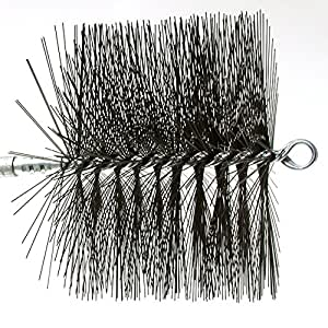 Amazon Com Rutland 16410 Round Wire Chimney Sweep Brush