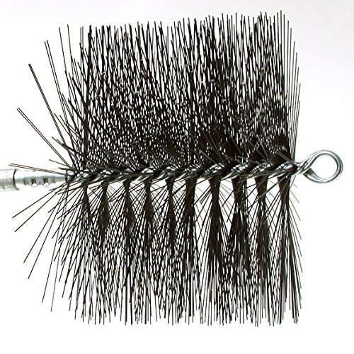 Rutland 16409 Round Wire Chimney Sweep Brush, 9""