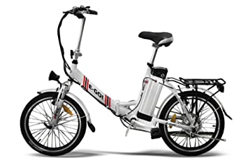 Bicicleta plegable quick
