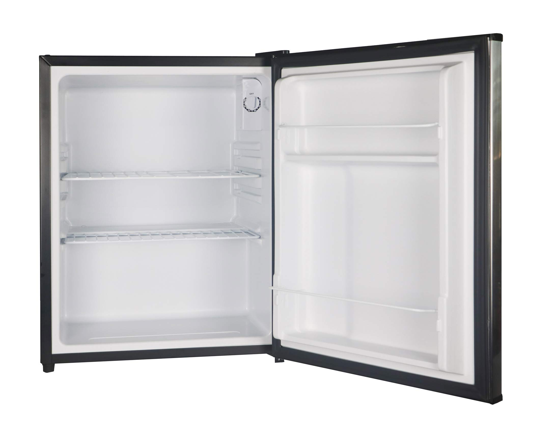 Magic Chef MCAR240SE2 Energy Star Stainless Steel Door 2.4 Cu. Ft. Mini All-Refrigerator by Magic Chef (Image #3)